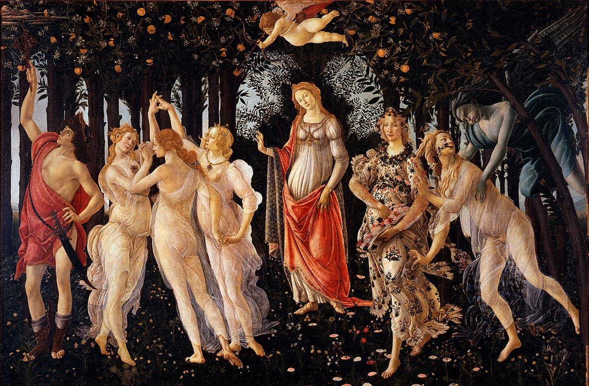 Uma alegoria de Marciano Capella
